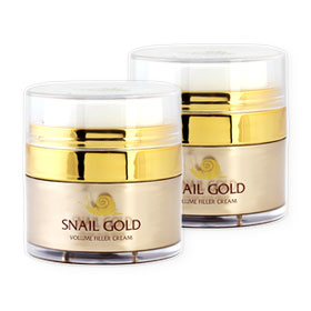 แพ็คคู่ Bm.B Snail Gold Volume Filler (15gx2)