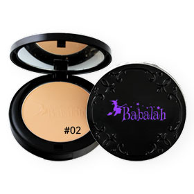 Babalah Oil Control & UV 2Way Cake Magic Powder SPF20 #02