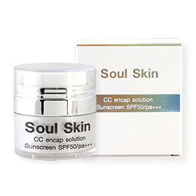Soul Skin Encap Solution Sunscreen SPF50/PA+++ 15g