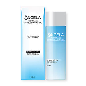 Angela Two Phase Soft & Cleansing Oil 100ml