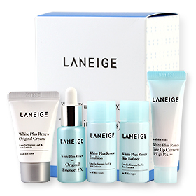 Laneige White Plus Renew EX Trial Kit (5 Items)