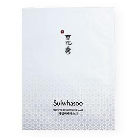 Sulwhasoo Snowise Brightening Mask 20g 1 Sheet