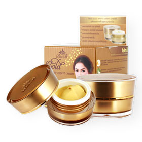 แพ็คคู่ Bm.B Gold White Expert Cream (10gx2)