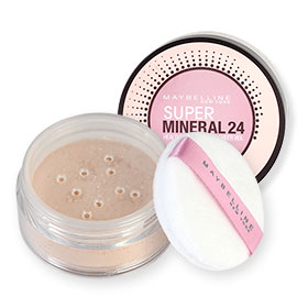 Maybelline Super Mineral 24 Healthy Long Lasting Sheer Veil Loose Powder 8g