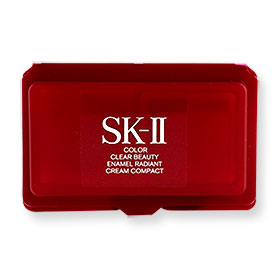 SK-II Color Clear Beauty Enamel Radiant Cream Compact SPF30 PA+++ 1g #420
