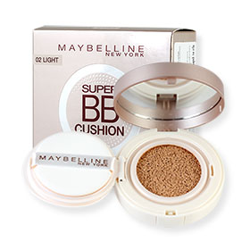 Maybelline Super BB Cushion SPF29/PA+++ #02 Light