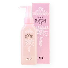 DHC New Mild Touch Cleansing Oil 150ml