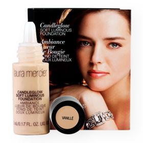 Laura Mercier Candleglow Soft Luminous Foundation #Vanille 5ml