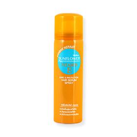 Mistine Sunflower Plus Vitamin E Care & Protection Hair Serum Spray 50ml