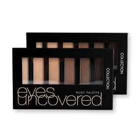 ซื้อ1แถม1 Collection Eyes Uncovered 2015 Nude Palette