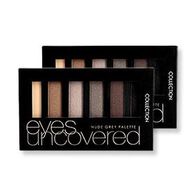 ซื้อ1แถม1 Collection Eyes Uncovered 2015 Nudegrey Palette