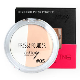 Ashley Highlight Press Powder 12g #05