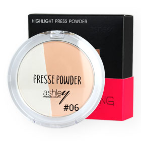 Ashley Highlight Press Powder 12g #06