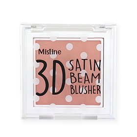 Mistine 3D Satin Beam Blusher #02 Peach