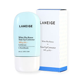 Laneige White Plus Renew Tone UP Corrector SPF40PA+++ 50ml
