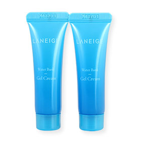 แพ็คคู่ Laneige Water Bank Gel Cream (10ml×2)