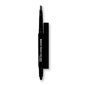 Mistine 5 Brow Pencil for Men #Natural Brown