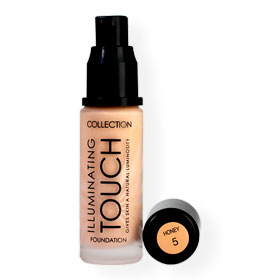 Collection Illuminating Touch Foundation 30ml #5 Honey