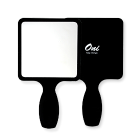 Oni Hand Mirror #Black