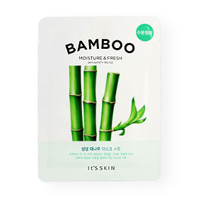 It's Skin The Fresh Mask Sheet Bamboo 1 Sheet