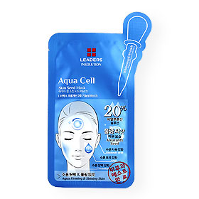Leaders Insolution Aqua Cell Skin Seed Mask 1 Sheet