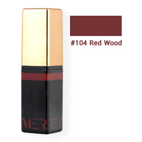 Merrez'ca Speak Velvet Lip #104 Red Wood