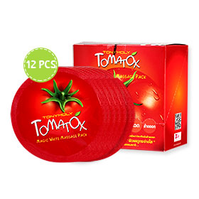 Tonymoly Tomatox Magic White Massage Pack (3.5g x 12pcs)
