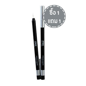ซื้อ 1 แถม 1 Mee Underline 9 Seconds Auto Pencil Eyeliner #Glitter  Silver (2 pcs)
