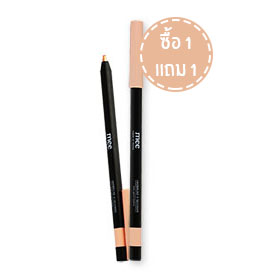 ซื้อ 1 แถม 1 Mee Underline 9 seconds Auto Pencil Eyeliner #Glitter Beige (2 pcs)