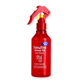 Free & Free Damage Aid Serum Nutrient Treatment Water Spray 210ml #For Color Treated Hair(สินค้านี้ไม่ร่วมรายการซื้อ 2 ชิ้นฟรีค่