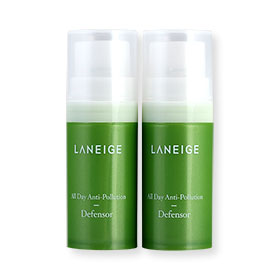 แพ็คคู่ Laneige All Day Anti-Pollution Defensor (10mlx2pcs)