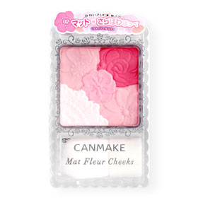 Canmake Mat Fleur Cheeks #02