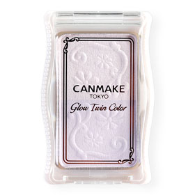 Canmake Glow Twin Color #04 Cherry Blossom Lavender