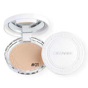 Cezanne UV Clear Face Powder #01