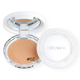 Cezanne UV Clear Face Powder #02