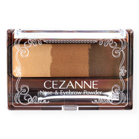 Cezanne Nose & Eyebrow Powder #01