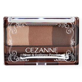 Cezanne Nose & Eyebrow Powder #02