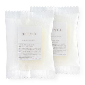แพ็คคู่ Three Balancing Soap (10gx2pcs)