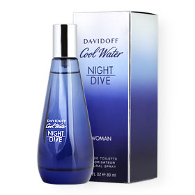 Davidoff Cool Water Night Dive Woman EDT 80ml