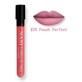NANI SoMatte Liquid Lipstick #26 Peach Perfect