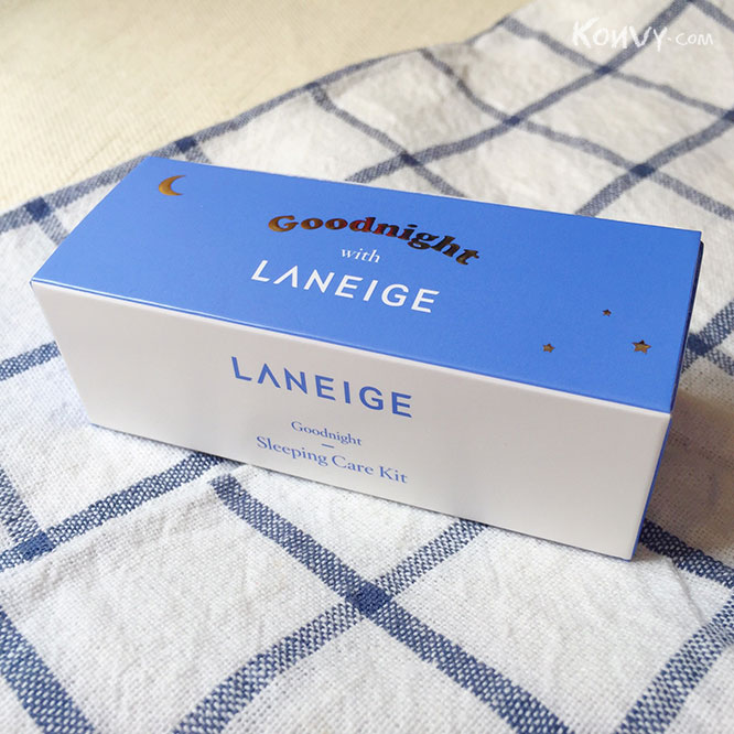 Laneige Goognight Sleeping Care kit (2 Items)_1