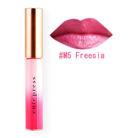 Cute Press Moist Lock Plumping Lip #M5 Freesia