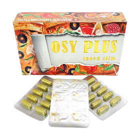 Aphrodite OSY Plus Speed Slim (30 capsules)