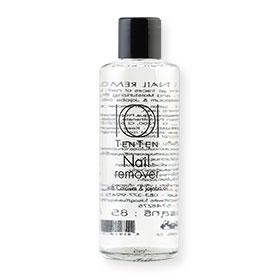 TenTen Nail Remover With Calcium & Jojoba Oil 85ml(สินค้านี้ไม่ร่วมรายการซื้อ 2 ชิ้นฟรีค่าจัดส่ง)