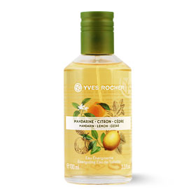Yves Rocher Energizing Mandarin Lemon Cedar Eau De Toilette 100ml