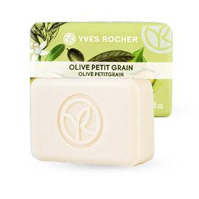 Yves Rocher Relaxing Soap 80g #Olive Petitgrain