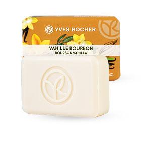 Yves Rocher Sensual Soap 80g #Bourbon Vanilla