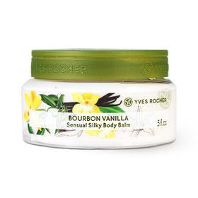 Yves Rocher Sensual Silky Body Balm Bourbon Vanilla 150ml