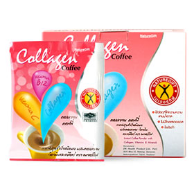 Nature Gift Coffee Collagen Vitamin C + B12 (10 pcs)