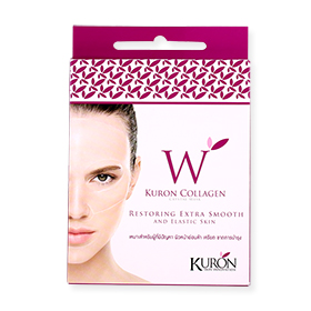 Kuron Collagen Crystal Mask 1 pcs